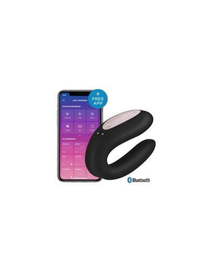 Double Joy Partner wibrator dla par sterowany aplikacją 1