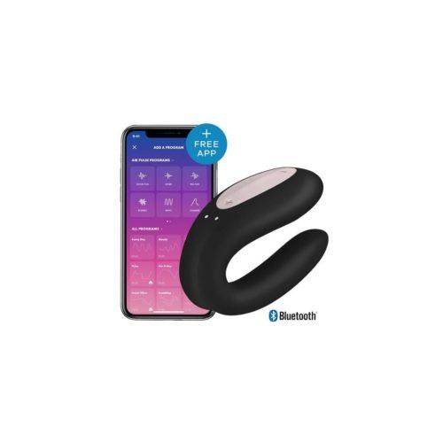 Double Joy Partner wibrator dla par sterowany aplikacją
